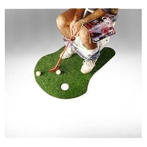 Potty Putter Toilet Golf Game Set