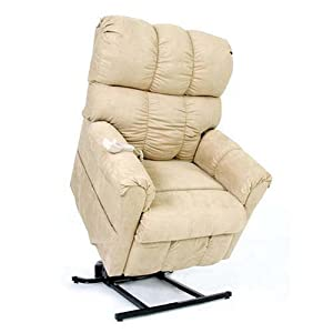 mega motion lift chairs reviews for babies amazon.com: easy comfort chair lc362, birch: health & personal care