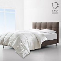 Bed-In-A-Bag 9 Piece Complete Bed Sheet Set  Queen Gray ...