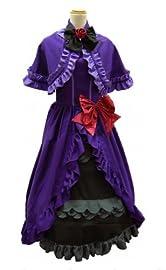 【コスゾーン】うみねこのなく頃に エヴァ ベアトリーチェ風の衣装
