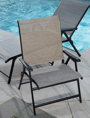extra wide lawn chairs office chair armless backyard folding review