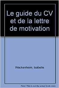 Lettre De Motivation Emploi