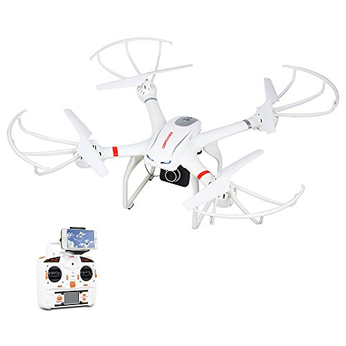 DBPOWER X101C FPV WIFI Drone with HD Camera Headless Mode