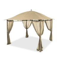 Replacement Canopy for Home Depot's Legacy Gazebo Purchase ...