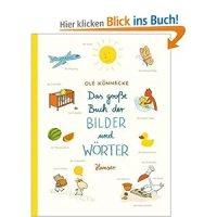 Das große Buch der Bilder und Wörter / Ole Könnecke