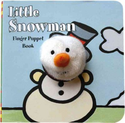 Little Snowman Finger Puppet Book Little Snowman
