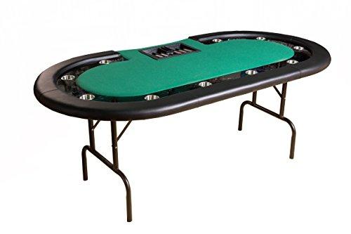 ポーカーテーブル (グリーン)