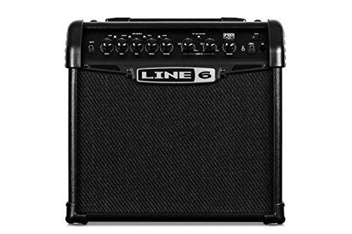 Line-6-Spider-Classic-15-Modeling-Amplifier-15W-BlackGray