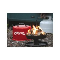 Best Deal Little Red Campfire Portable Campfire Can Fire ...