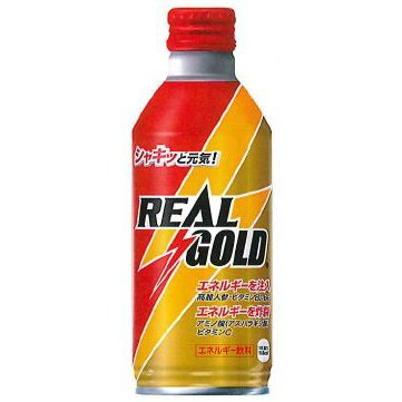 コカ・コーラ社 リアルゴールド ボトル缶300ml1箱30本