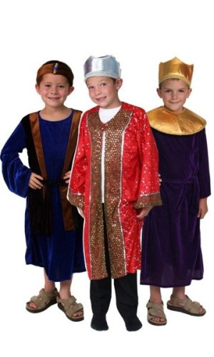 71094 Nativity Three Wisemen Costumes