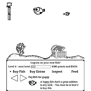 Fish Tank (A Business-Strategy Game for Kindle) by Play Gray