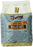 Bob's Red Mill Organic Thick Rolled Oats, 32 Oz