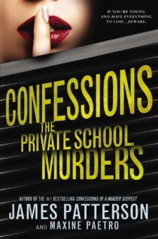 Confessions: The Private School Murders by James Patterson| wearewordnerds.com