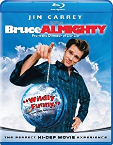 "Cover of ""Bruce Almighty [Blu-ray]"""
