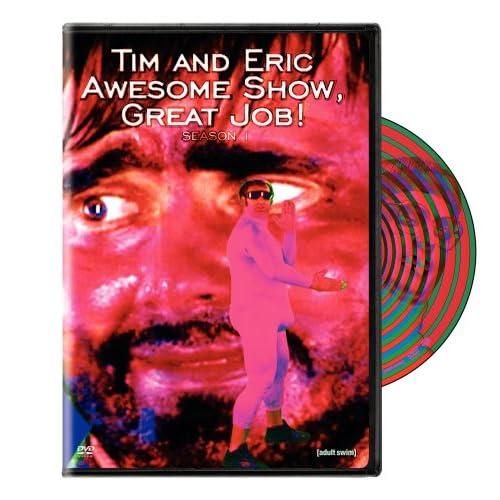 tim and eric dvd
