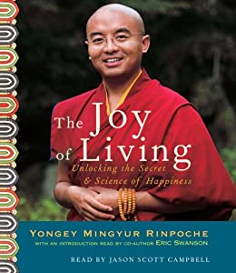 "Cover of ""The Joy of Living: Unlocking th..."