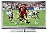 Grundig 40 VLE 8160 SL 102 cm (40 Zoll) 3D LED-Backlight-Fernseher, Energieeffizienzklasse A (Full-HD, DVB-T/C/S2) silber