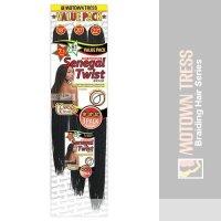 CROCHET SENEGAL TWIST BRAID 22M (Motown Tress) - Kanekalon ...