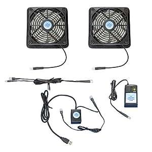 Amazon.com: Plasma & LCD TV vertical-mount cooling fan