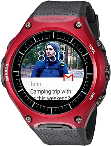 casio wsd-f10 smart outdoor watch,video review,(VIDEO Review) Casio WSD-F10 Smart Outdoor Watch,