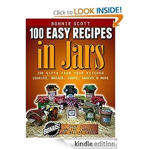 100 Easy Recipes In Jars