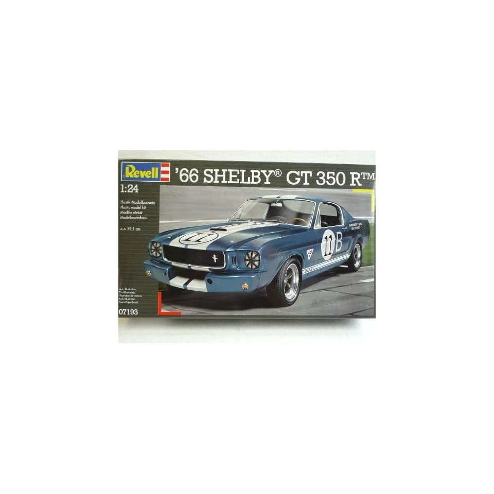 hight resolution of shelby ford mustang gt350 gt 350 r coupe 1966 07193 7193 bausatz kit 1