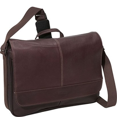 Kenneth-Cole-Reaction-Columbian-Leather-Messenger-Bag-in-Brown