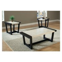 Buy Low Price Atlas 3-Piece Coffee & End Table Set (CM4188 ...