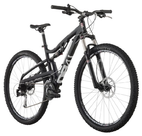 Diamondback 2013 Recoil Comp 29′er Full Suspension Mountain Bike with 29-Inch Wheels (Black, 20-Inch/Large)