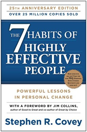 The 7 Habits of Highly Effective People: Powerful Lessons in Personal Change by Stephen R. Covey| wearewordnerds.com
