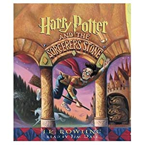Harry Potter and the Sorcerer's Stone (Book 1) [AUDIOBOOK] [UNABRIDGED] (Audio CD) + free Harry Potter t-shirt (Harry Potter, Book 1)