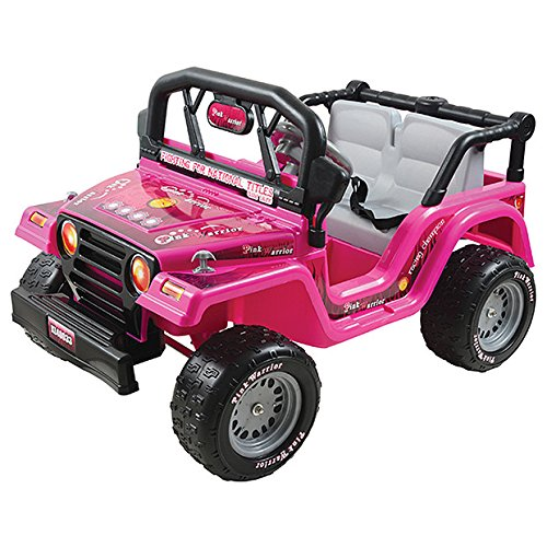 Girls 12V Kids Ride On Car Electric Power 4 Wheels Boys