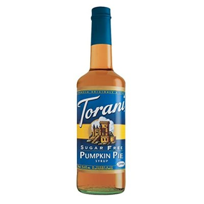Torani® Pumpkin Pie Syrup Sugar Free