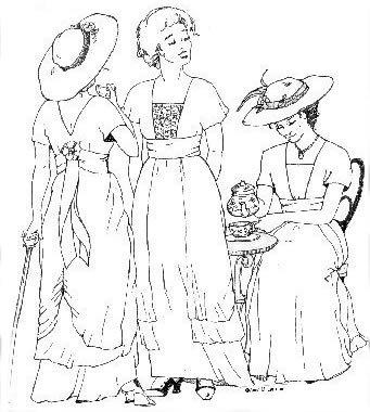 1890s Dress Patterns
