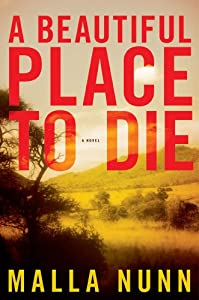 """Cover of """"A Beautiful Place to Die: A Nov..."""