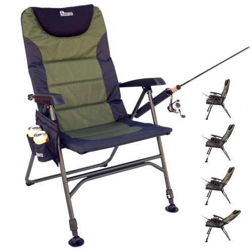 fishing chair with adjustable legs rocking for toddlers earth products ultimate outdoor