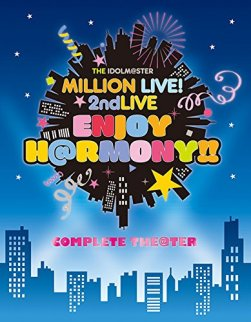 "THE IDOLM@STER MILLION LIVE! 2ndLIVE ENJOY H@RMONY!! LIVE Blu-ray""COMPLETE THE@TER"