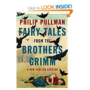 Philip Pullman's Fiary Tales from the Brothers Grimm book cover