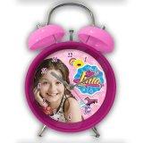 Beta-Service-el51725-Soy-Luna-Reloj-despertador-color-rosa