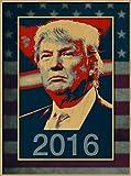 Vinyl Print Poster - 18x24 2016 - Presidential Candidate Design