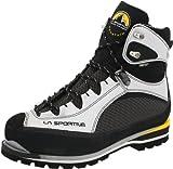 Trango Extreme Evo Light GTX Mountaineering Boot - Men's Guaranteed Summit Silver 44 by La Sportiva