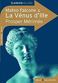 Resume La Venus D Ille : resume, venus, Vénus, D'Ille, Mateo, Falcone, Prosper, Mérimée, Babelio
