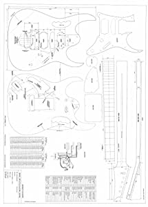 Ibanez Electric B Johnson Electric Wiring Diagram ~ Odicis