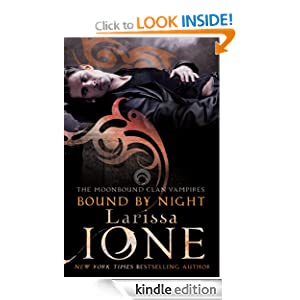 Bound By Night (Moonbound Clan)
