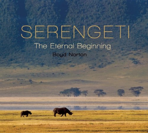 Serengeti by Boyd Norton
