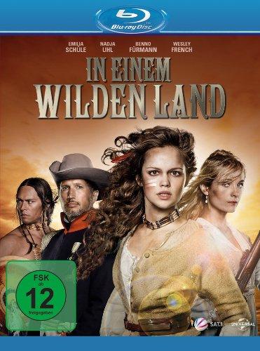 In einem wilden Land (Blu-ray)