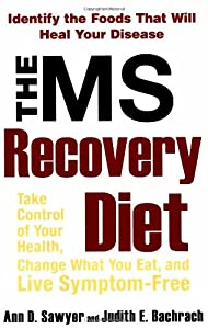 "Cover of ""The MS Recovery Diet"""