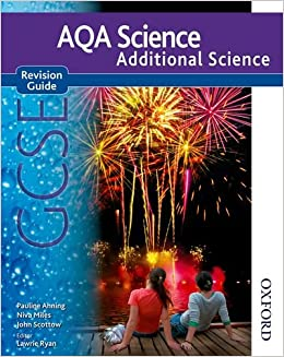 New Aqa Gcse Additional Science Revision Guide (new Aqa Science Gcse) Amazoncouk Pauline
