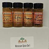 Moroccan Spices Gift Set